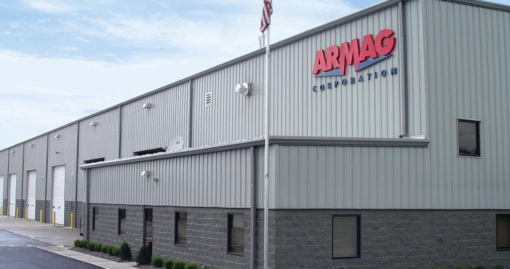 Armag Corporation office building
