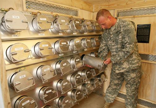 products explosives storage ammunition