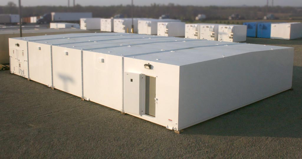 A 3,000 sq. ft. multiplex SCIF by Armag