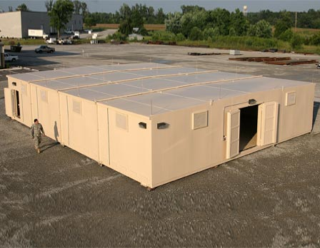 Multiplex Modular Building