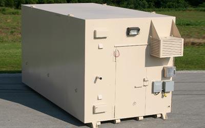 modular arms vault armory