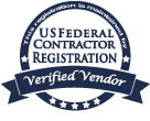 U.S. Federal Contractor Registration Verified Vendor
